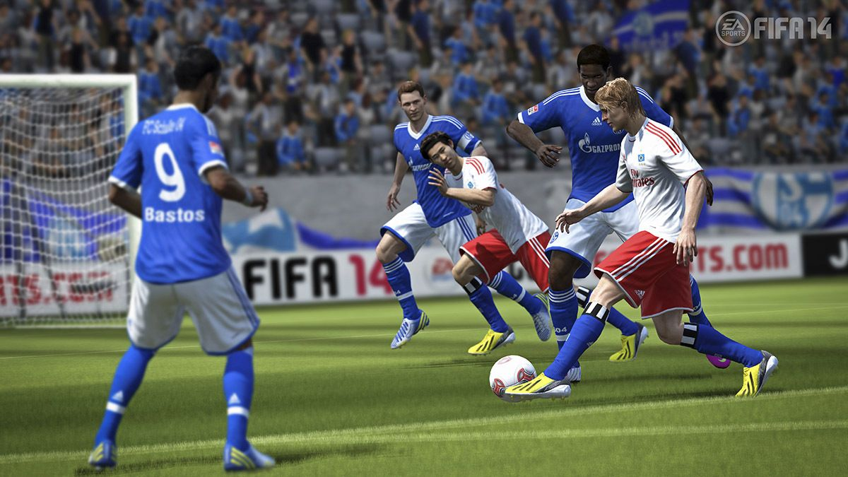 FIFA 14 : Le trailer next-gen !